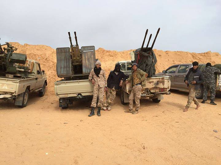 Libyan Army Western REGION, 2