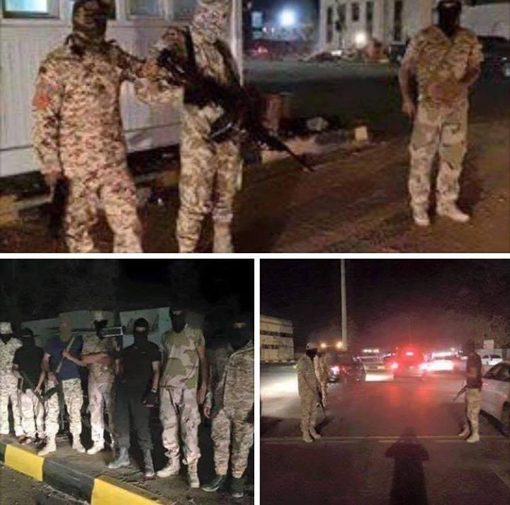 Melcaat 'Roma Libya' in Bin Ghashir, Tripoli