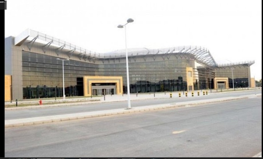 Najran Regional Airport SA