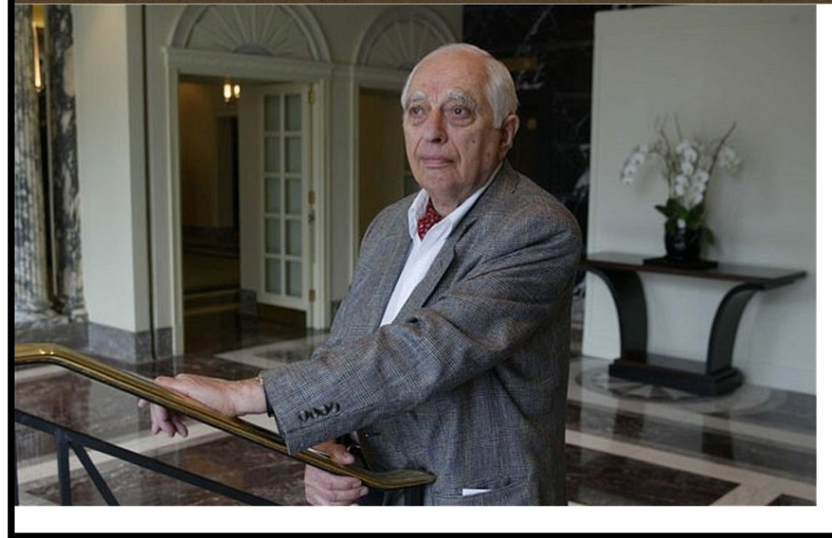 rat BERNARD LEWIS at 99