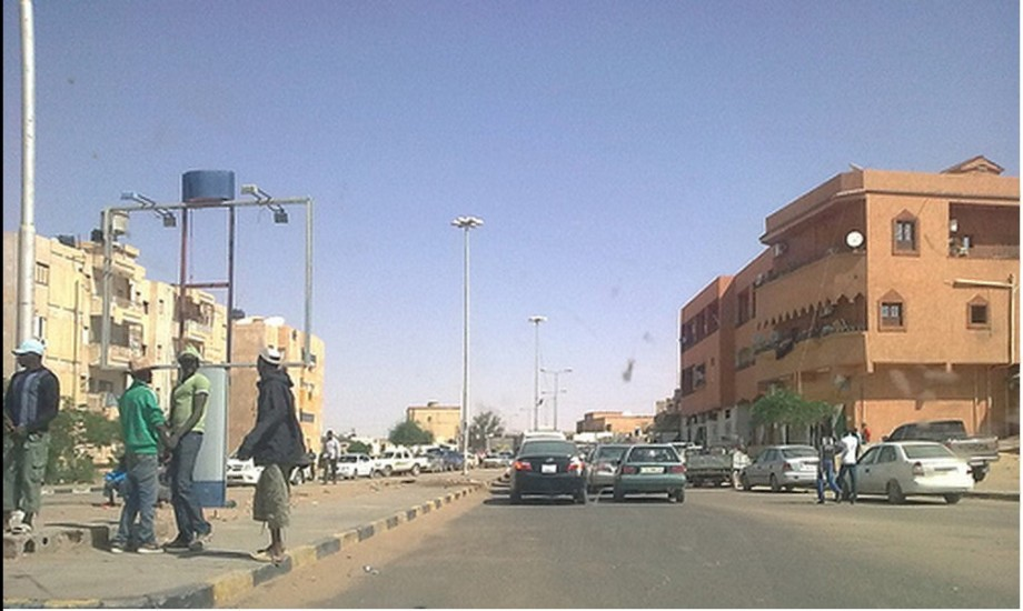 Sabha street scene