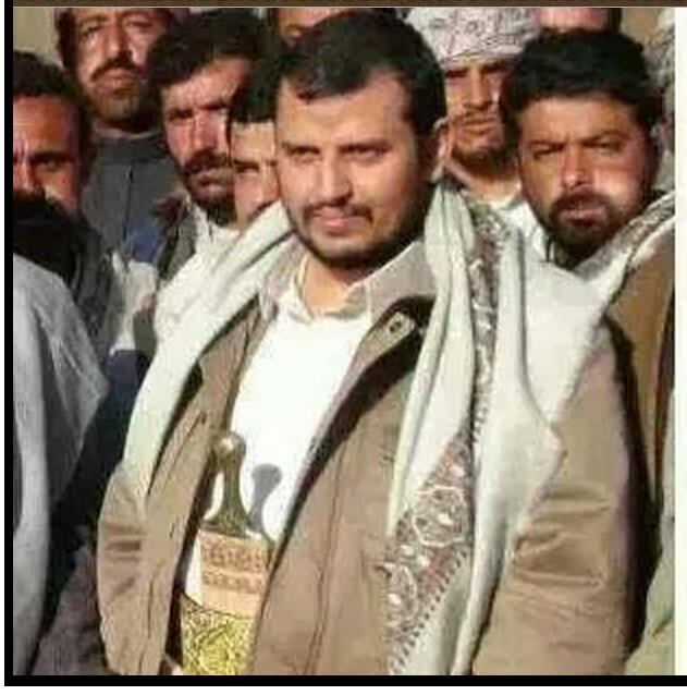 Sayed Abdul-Malik al-Houthi. 3