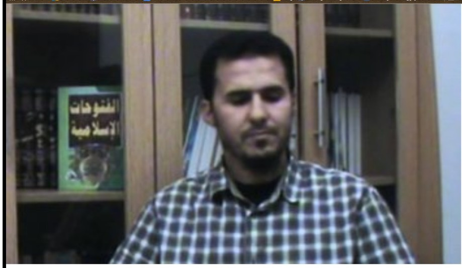 Siraj (called Magbari), the reporter who was abducted