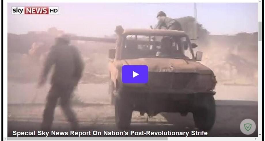 Sky News on Benghazi