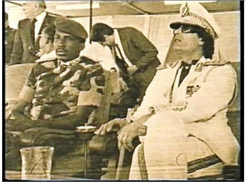Thomas Sankara and Mu