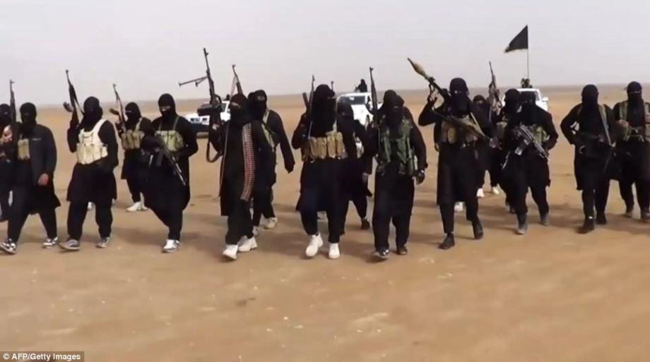 Warlord Abu Bakr al-Baghdadi has seized control