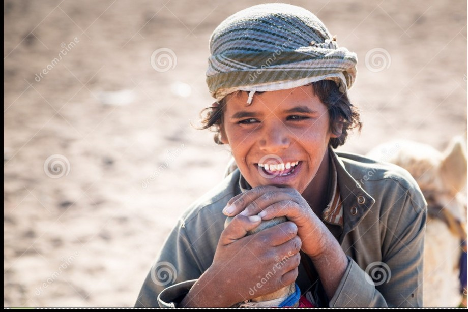 young bedouin, 5