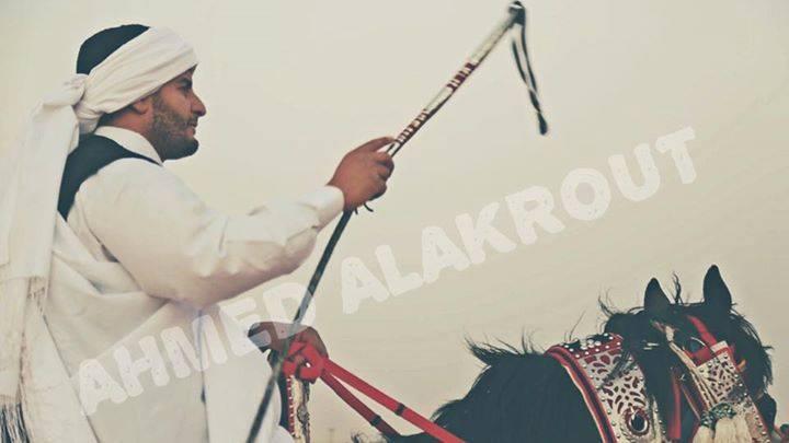 Zintan horseman, 1