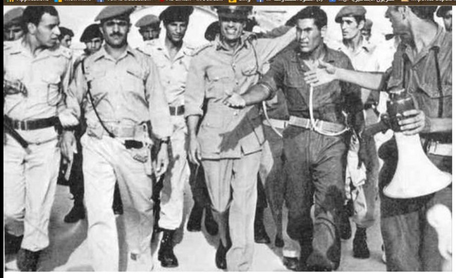 01 SEPT 1969 Revolutionary Brigade