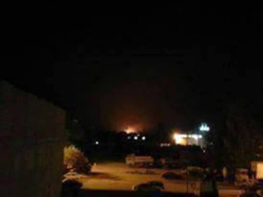 al-Hawari Hospital bombing