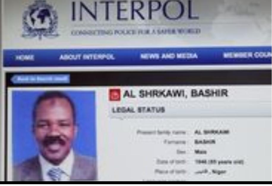 BASHIR al-Shrkawi