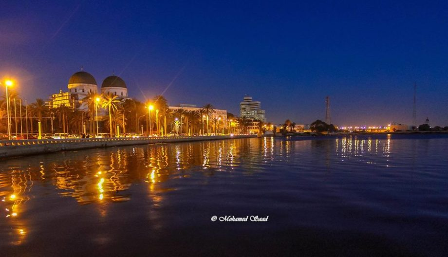 Benghazi by Mohammed Saad
