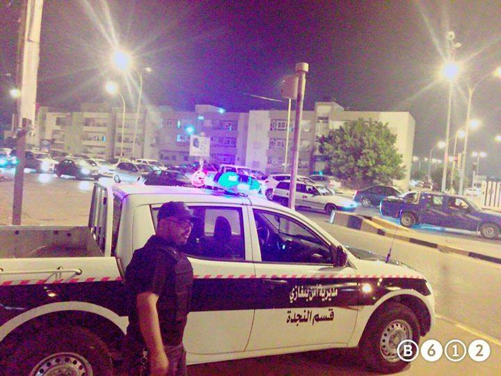 Benghazi w good police and a new healthy life
