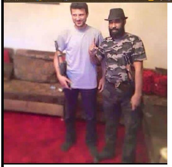 Bhrralden Slimani + terrorist WisSam bin Humaid