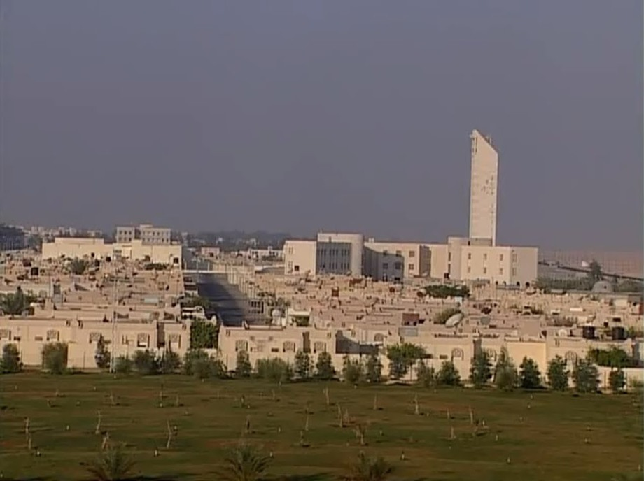 City Building in Hun, al-Jufra