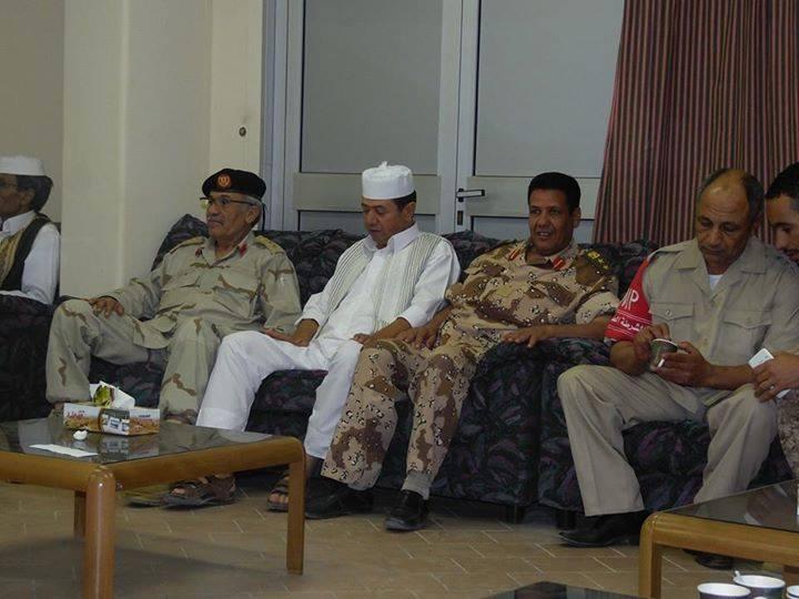 Commanders and Officers of the Western Region meet in GADO, 3