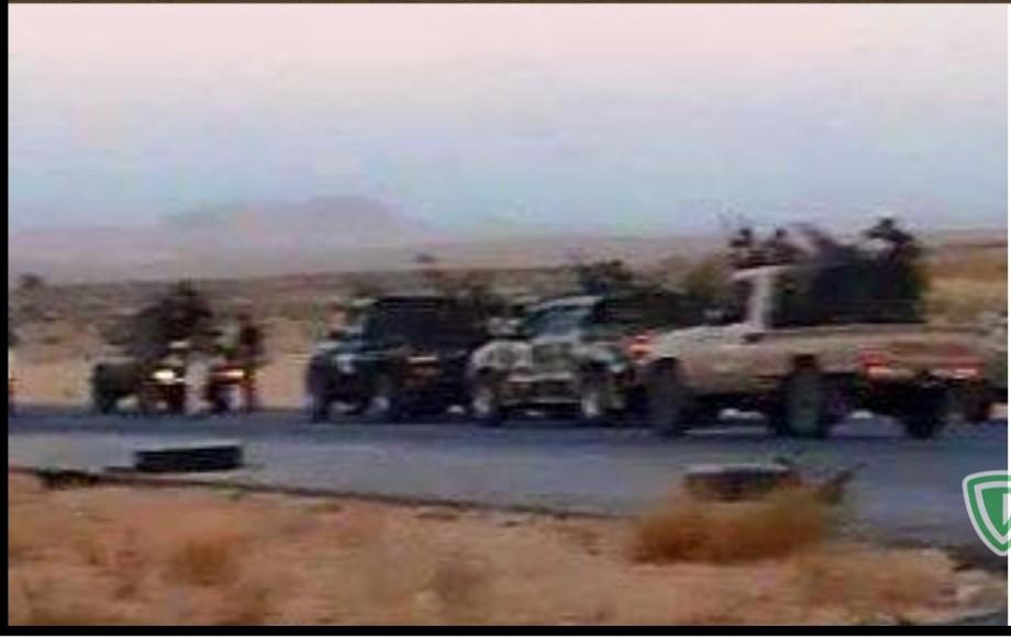 Enhanced 32nd Brigade, led by Khamis Gaddafi, heads for Tripoli