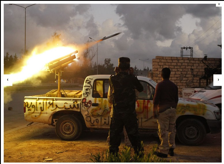 fighting in Zawiya