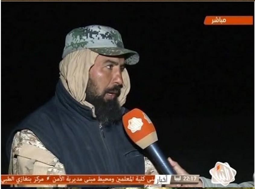Hristi al-Dbashi  Leadership Prince Daash of Sabratha (Yahia Dabbashi)
