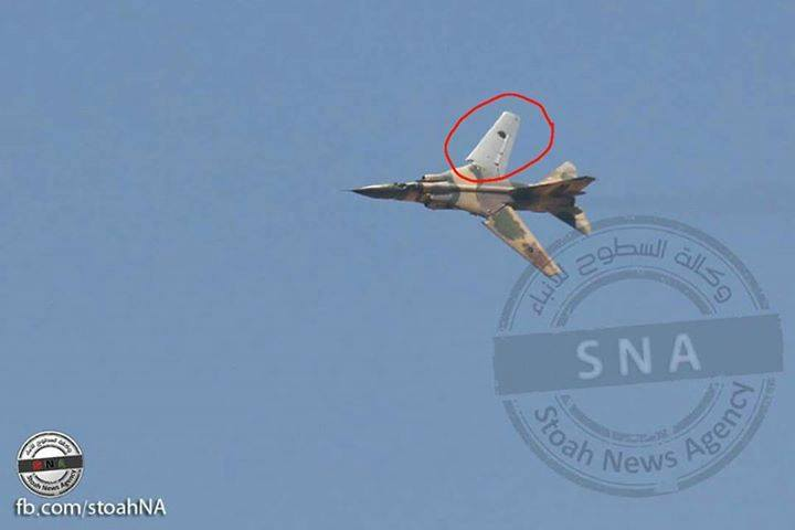 Libyan Airforce 'Eagles' in Benghazi