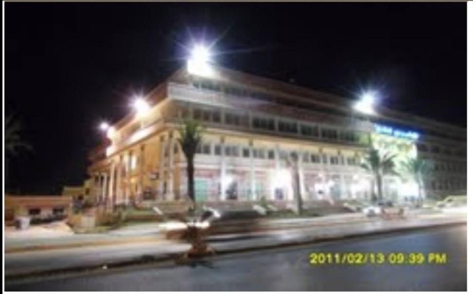 Palace bin GHASHIR