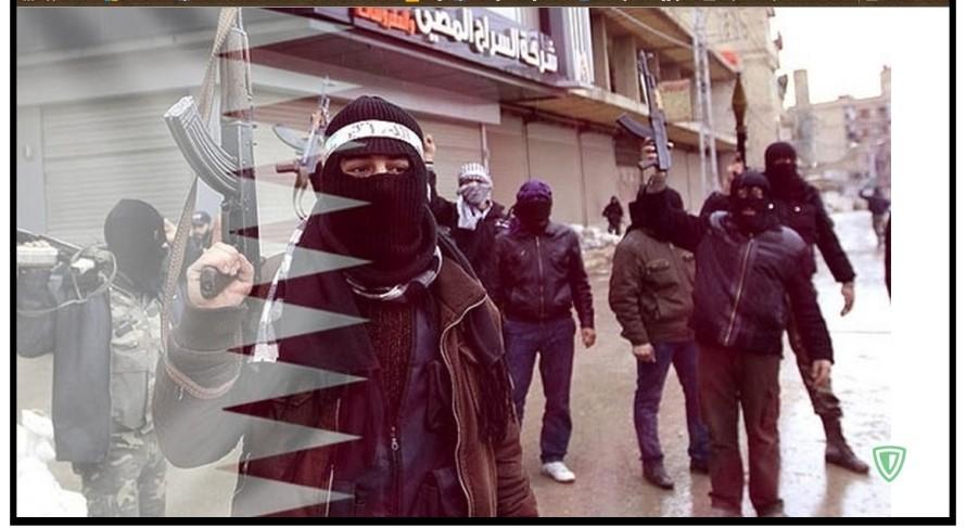 QATAR suports terrorism