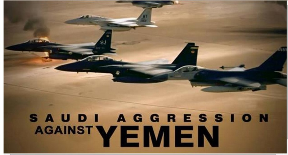 Saudi Aggression against Yemen