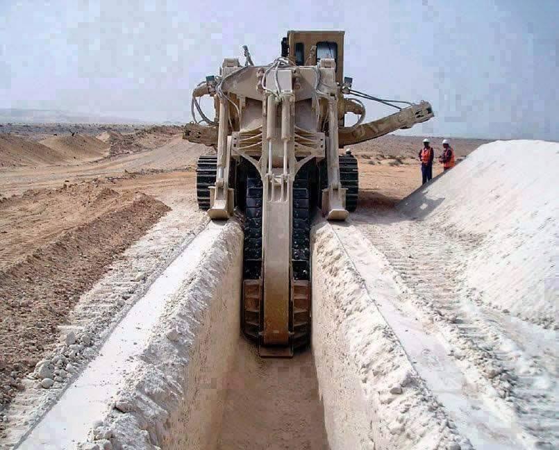 SOUTHERN TUNISIA 'wall'