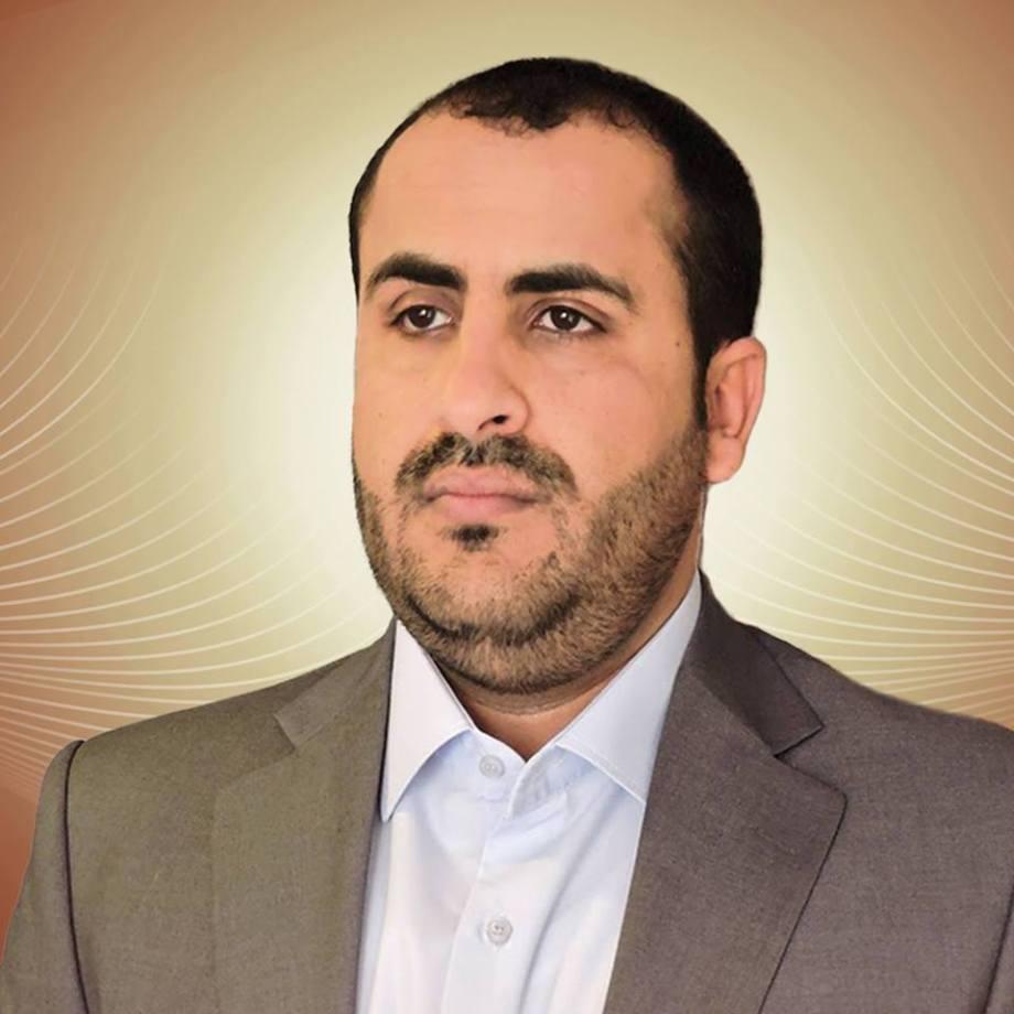 Spokesman of 'Ansar-Allah' - Mohammad Abdul-Salam