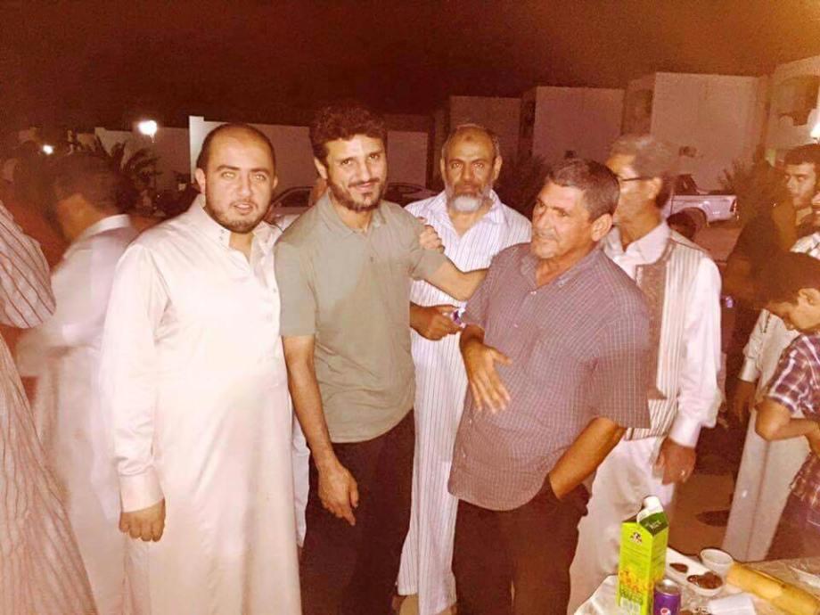 WisSam bin Humaid hosted 'Daash Misurata' party breakfast w Jamal bo Khtalh