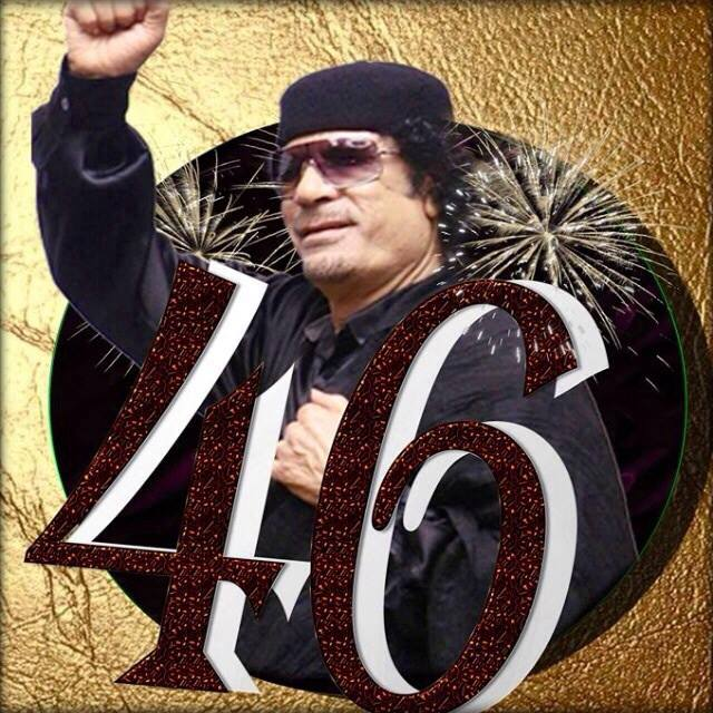 46th Anniversary of the '69 al-Fateh Revolution of Light