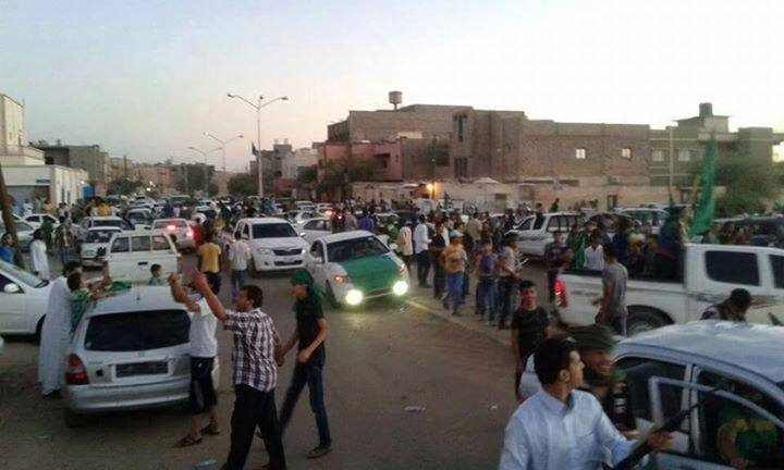 AAFSAN, SAABA marches continue