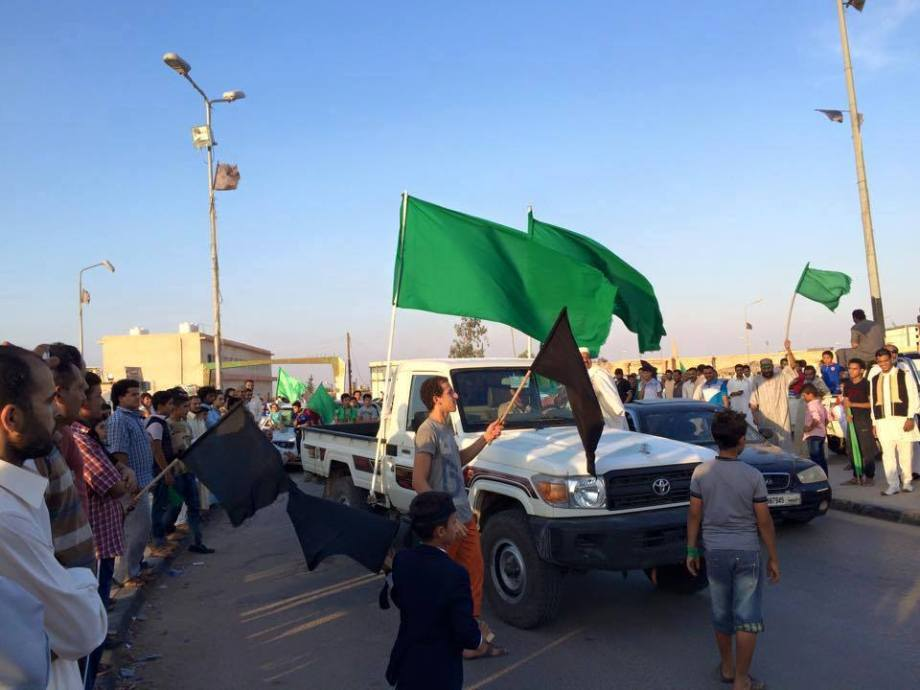 BANI WALID mourns our dead champions and martyrs, 5