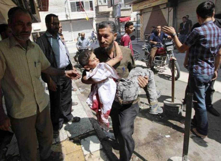 Bombing Campaign kills civilians more than terrorists, 1