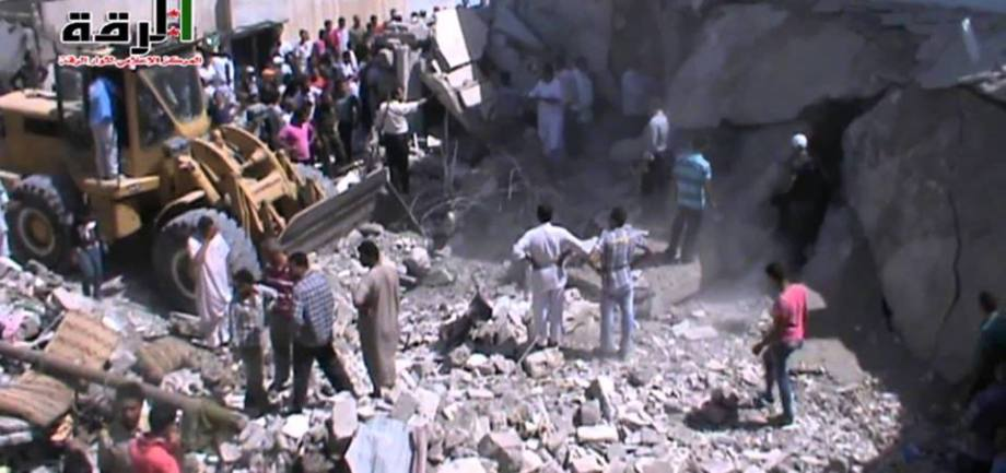Bombing Campaign kills civilians more than terrorists, 2