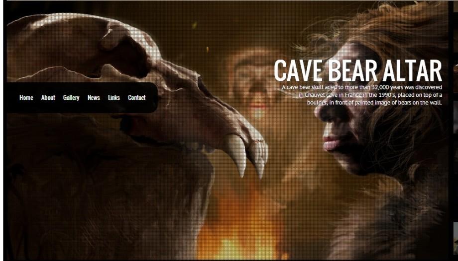 cave bear alter