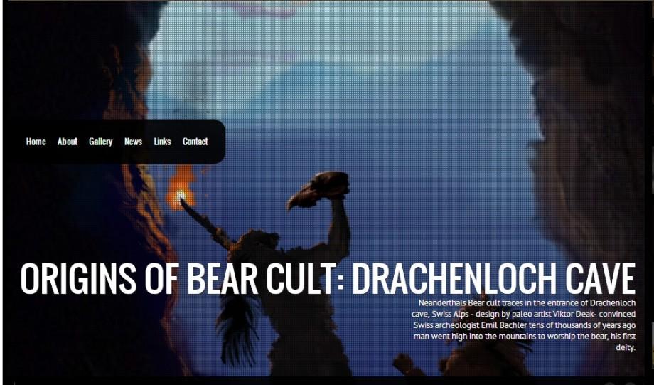 CAVE BEAR CULT