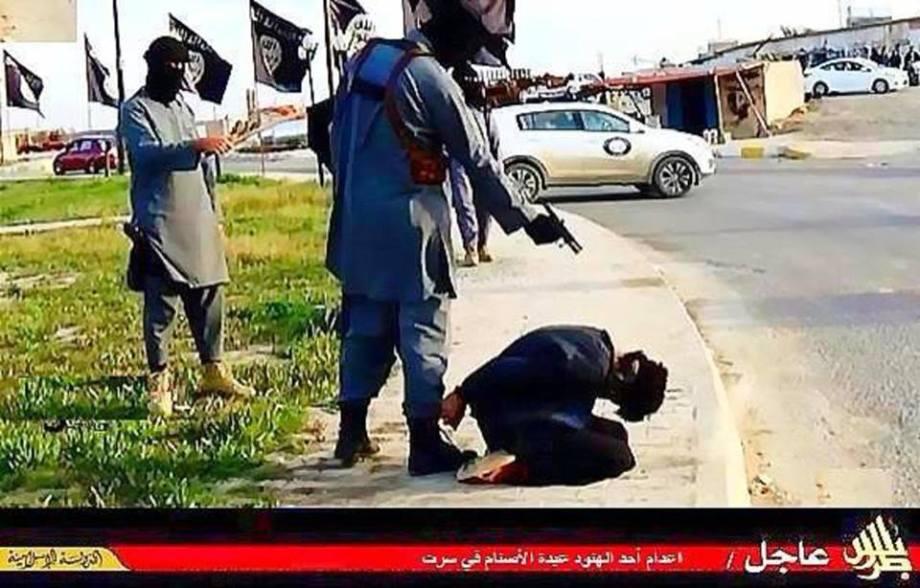 'DAASH' kills captured Indian in Sirte