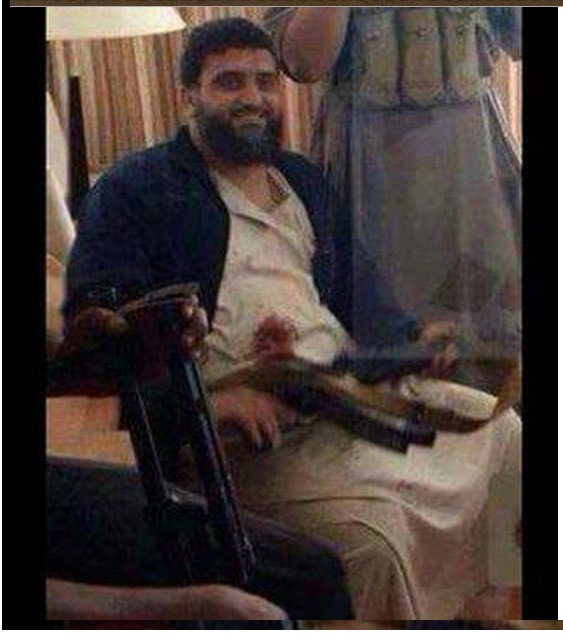 killing of the terrorist field commander of the militia 'Abu Salim Abu Bakr Graybeal'
