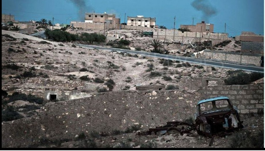 'Roma Libya' destroys ZINTAN