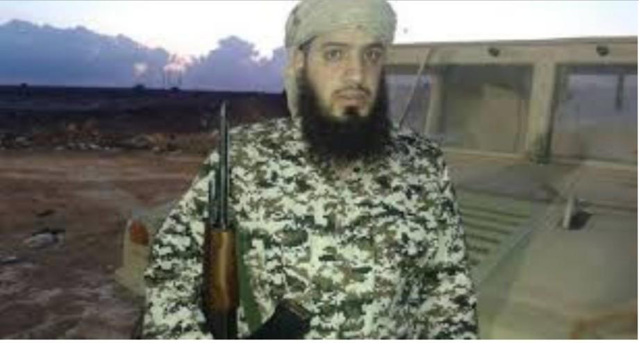 Salafi Sheikh Ashraf Mayar join the battalion Thunderbolt