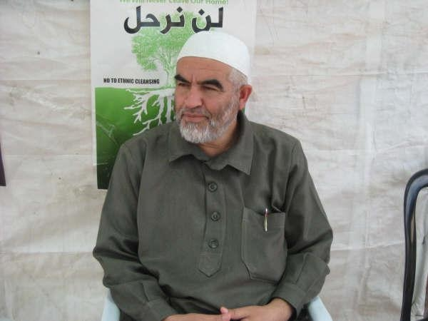 Sheikh Raed Salah, now deceased