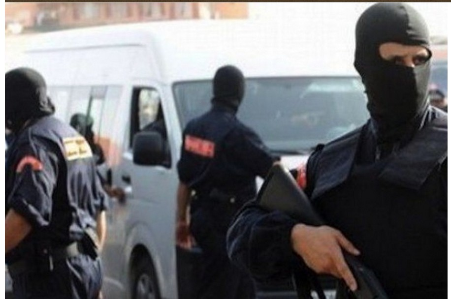 the Rabat (Morocco) police Department