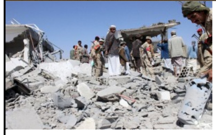 Yemen horror, 2