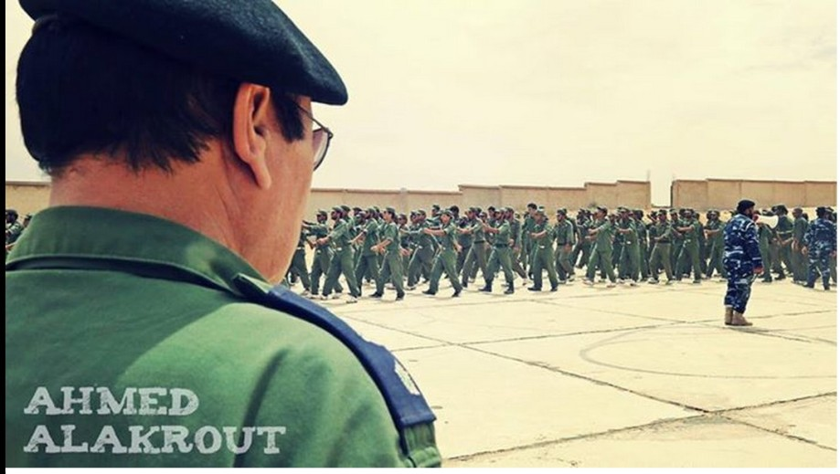 ZINTAN training of Special Forces for the Western Region, 2