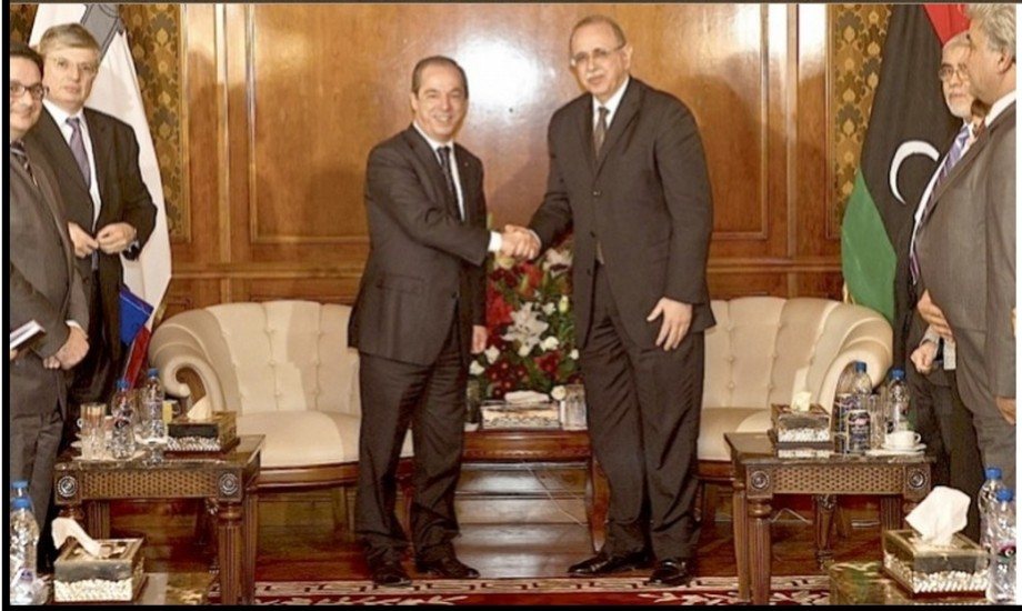 11 April 2012, Malta released almost €300 million in assets to al-Kieb and the GNC puppet Yankee rats
