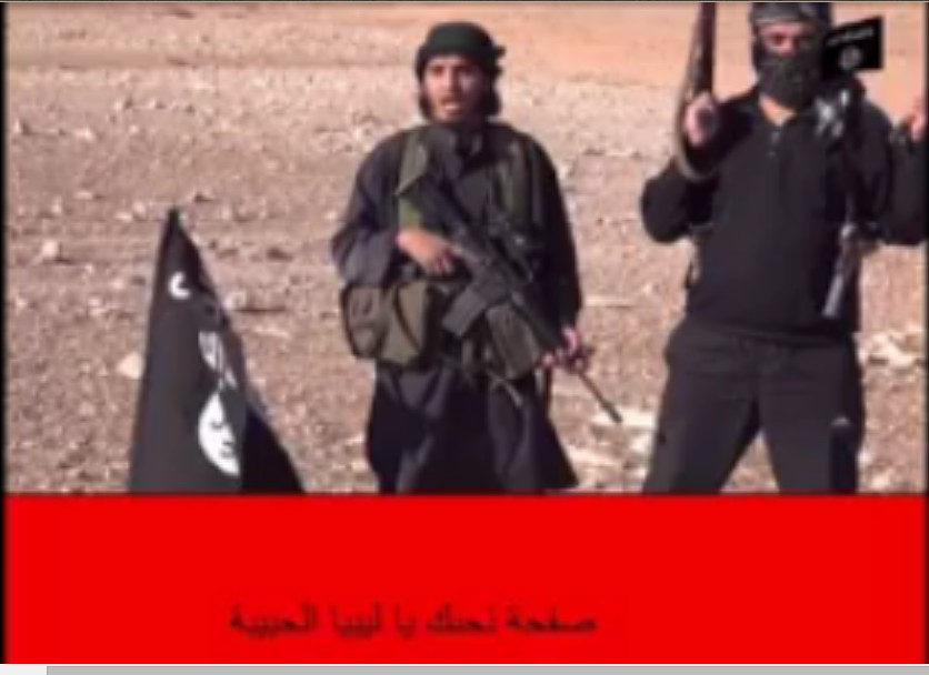 2 Tunisian 'DAASH' threaten DERNA
