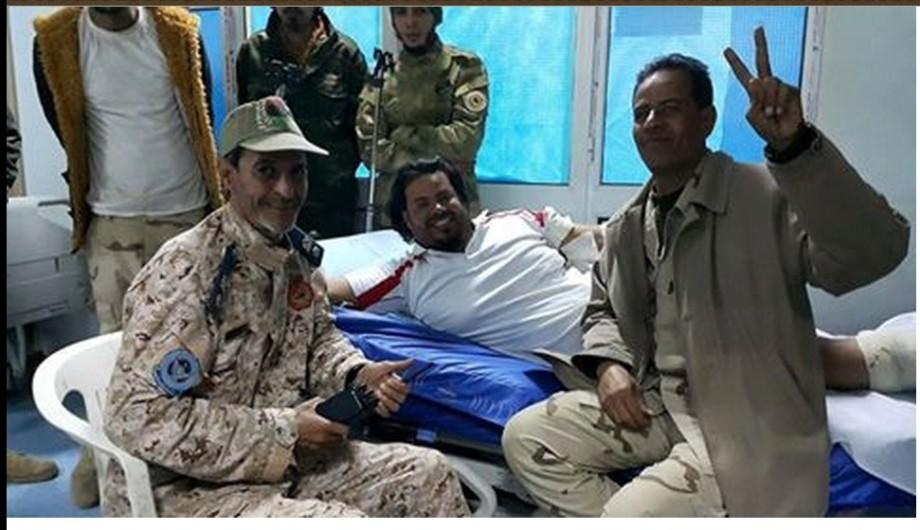 Battle of Laithi, Military commander Mahdi al-Bergthe of Saika forces Fadal Al 204 Tanks