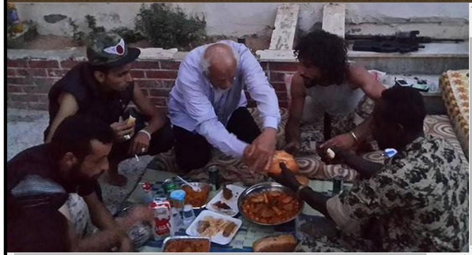 Brotherhood's Suleiman Zubi held captive in Zintan, 1