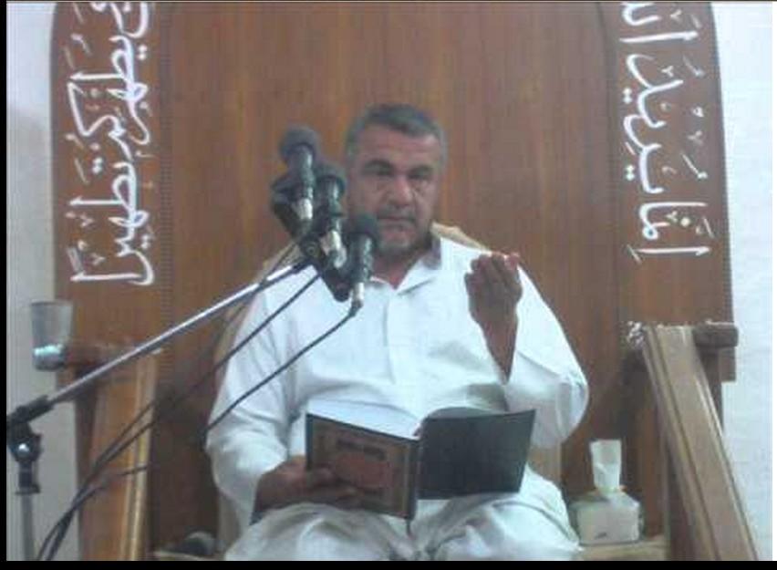 'Faraj al-Obeidi'